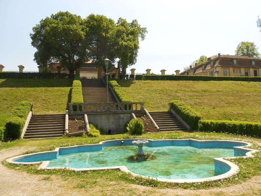 Brukenthal Palace Gardens