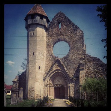 Transylvanian fortresses road trip – day 1
