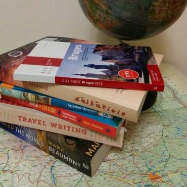Travel books series