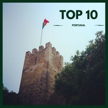 Top ten things I liked in Portugal