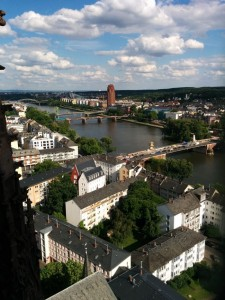 view from the Dom tower