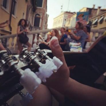 A fun day in Venice