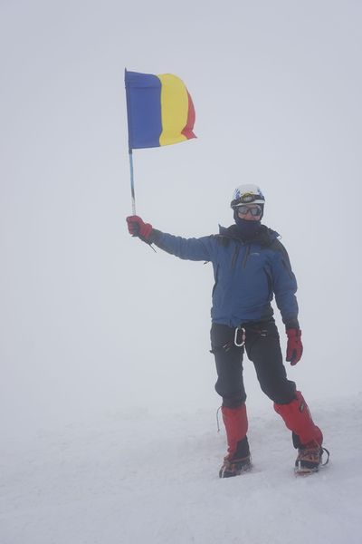 me on mont blanc