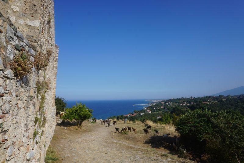 castle of Platamon