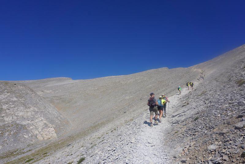olympus ascent