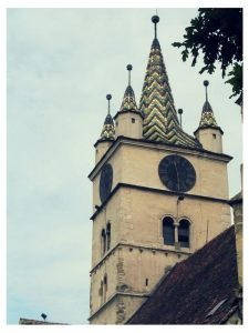 Sebes fortified church