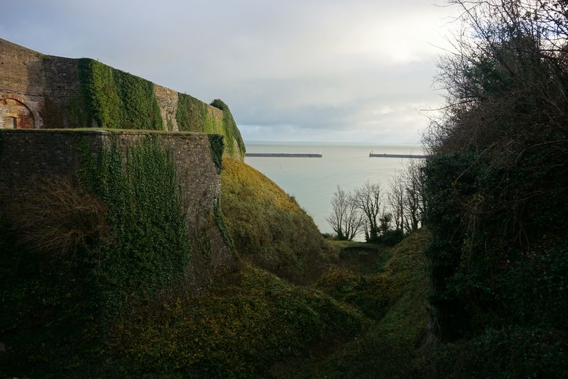 entrance to Dover Castle