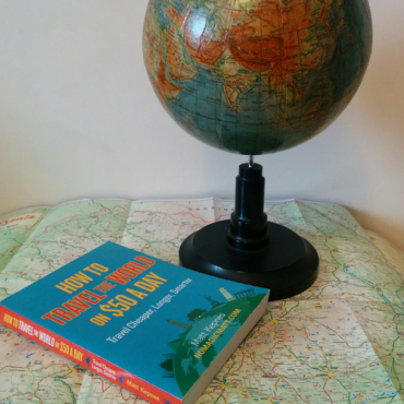 Book review ~ How to Travel the World on $50 a Day: Travel Cheaper, Longer, Smarter