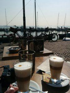 Cafe in Volendam