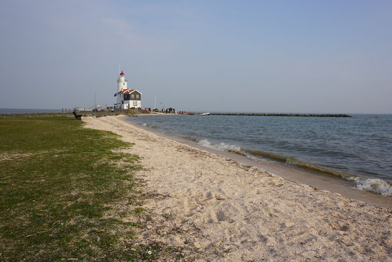 lighthouse on Marken