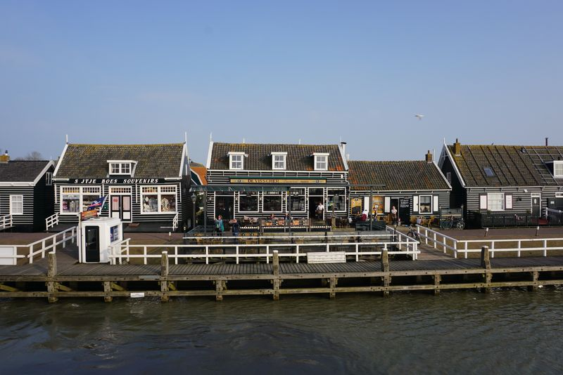 View of Marken